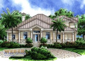 Calypso Cove Home Plan