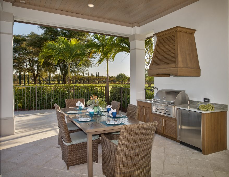 Tidewater Vacation Home Coastal Contemporary Weber Design Group Inc Naples Palm Beaches Fl