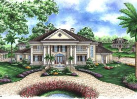 Alexandria House Plan