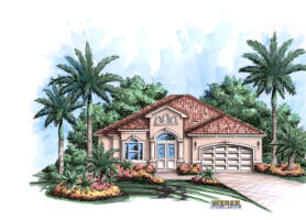 Little Brac House Plan