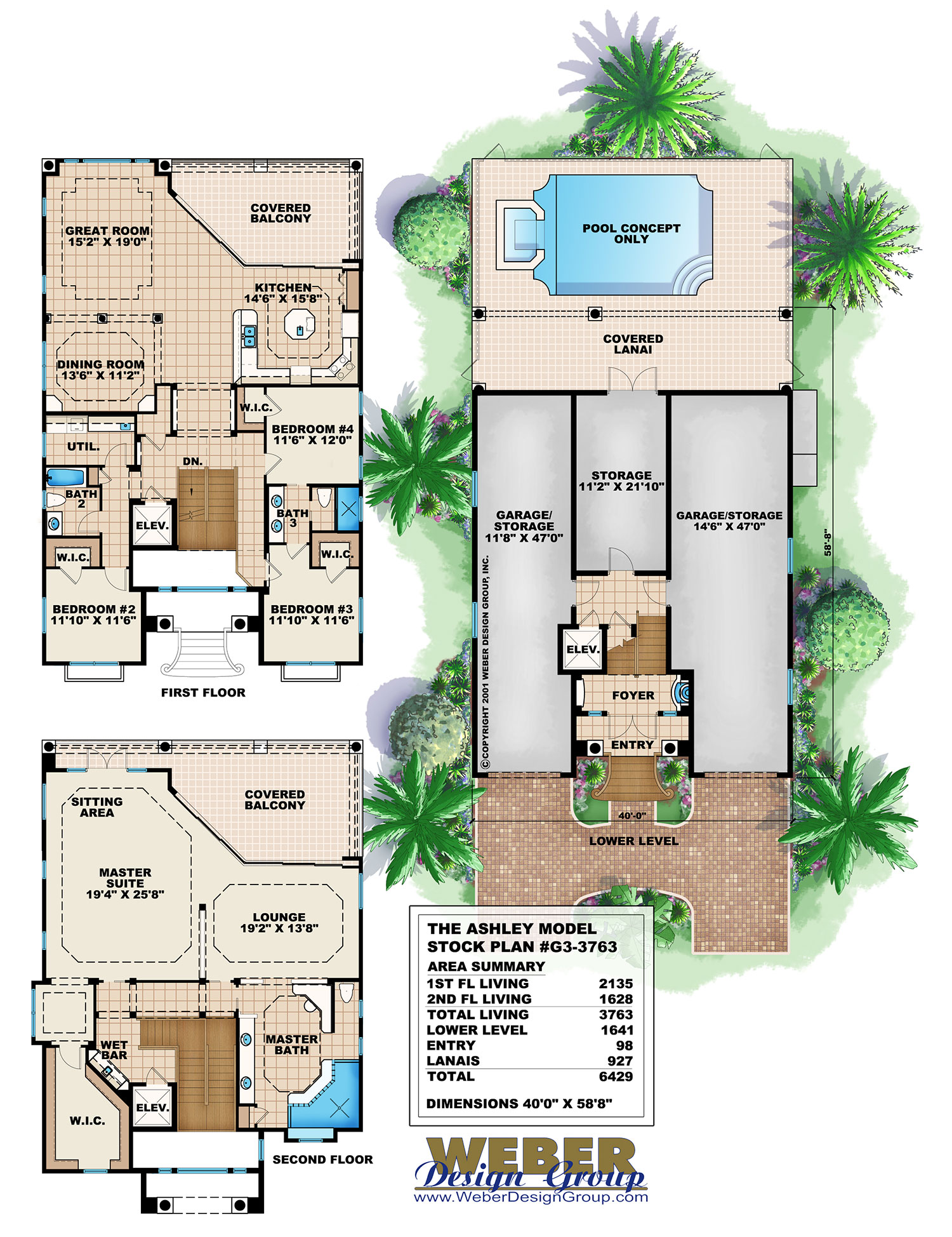 3 story narrow lot home floor plans pinterest traditional for 3 story beach house floor plans