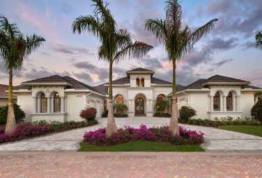 Lakefront Estate Home