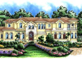 Grand Caicos Home Plan