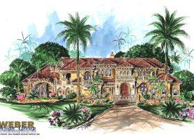 Palacio House Plan
