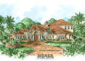 Pescara House Plan