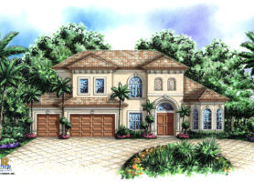 Montecito II Home Plan