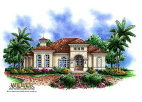 Las Brisas Home Plan