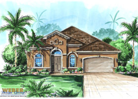 Little Abaco House Plan