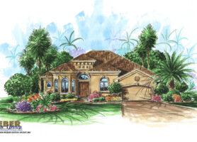 Murano Home Plan