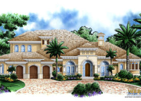 Monterro II House Plan