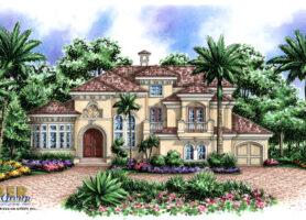 La Playa III House Plan