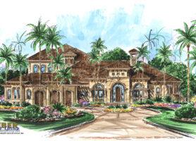 Monterro House Plan