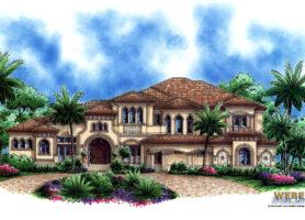 La Casa Del Sol II House Plan
