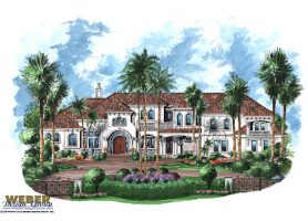 Port Royal House Plan