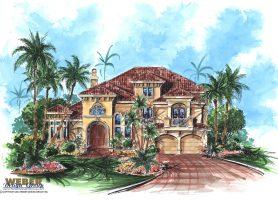 La Playa House Plan