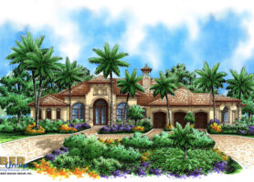 Mediterra House Plan
