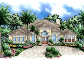 Nassau Cove Home Plan