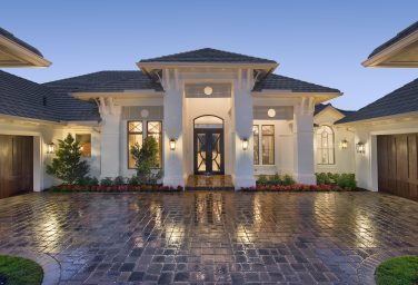 An Entertainer's Dream Home