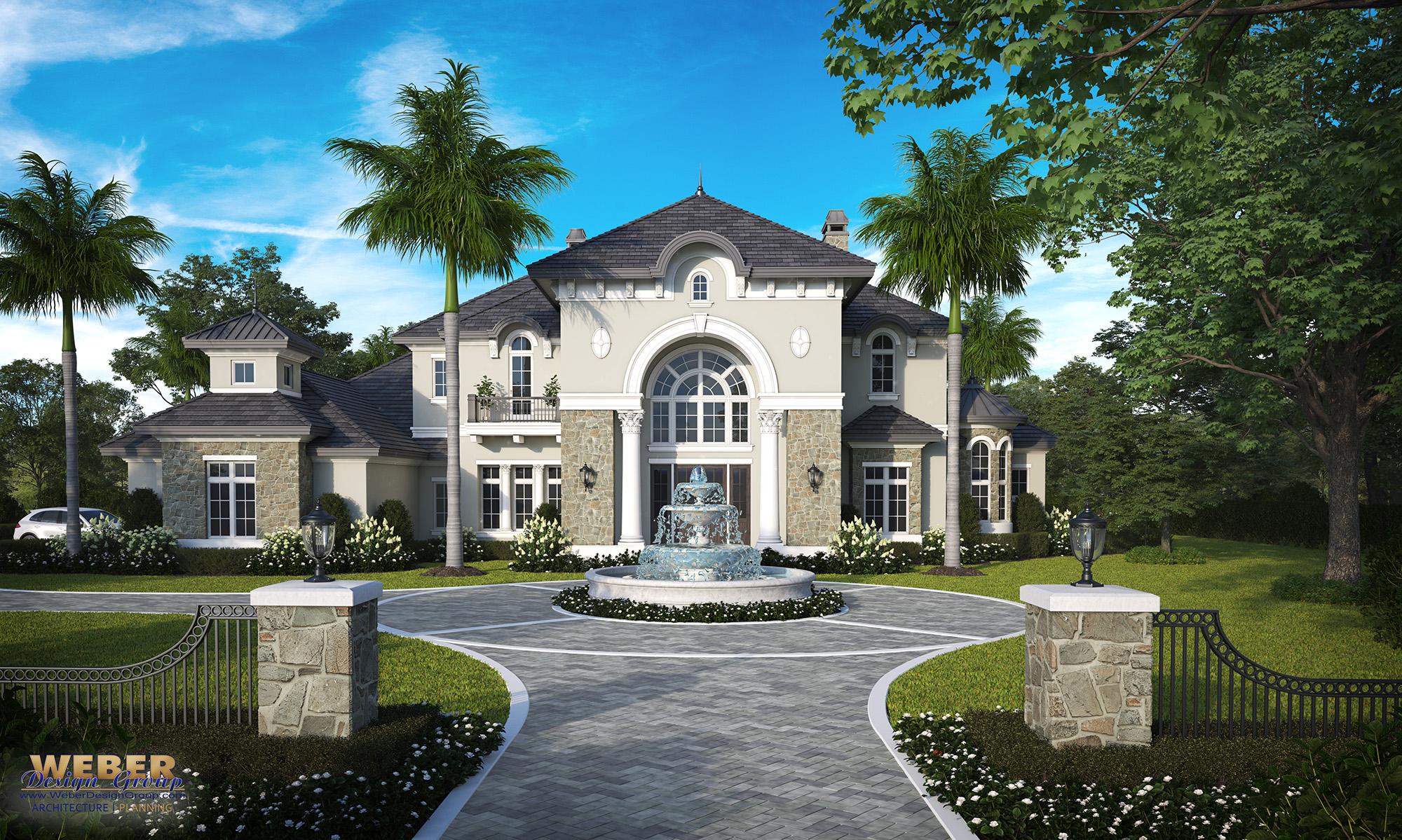 Verandah home plan weber design group for Weber design