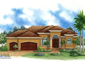 Lido Bay Home Plan