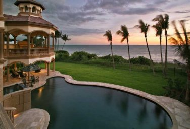 Beachfront Luxury