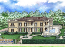 French Colonial House Plans French Colonial Plantation Floor Plans