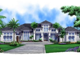 Caribbean Breeze House Plan