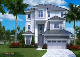 Myrtle Beach Home Plan