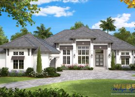St. Lucia House Plan