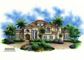 La Playa IV Home Plan