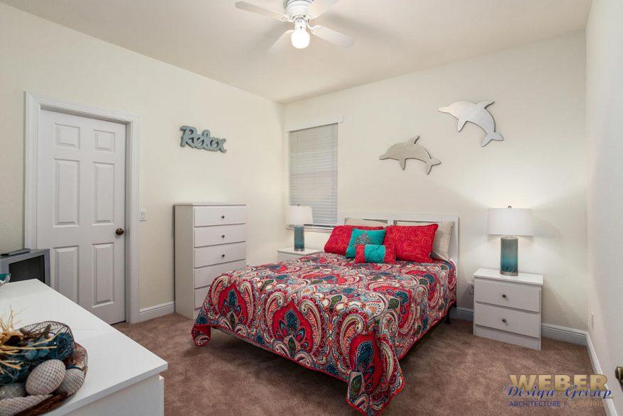 casa del amore bedroom