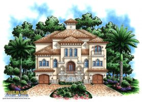 Casa Bella II House Plan