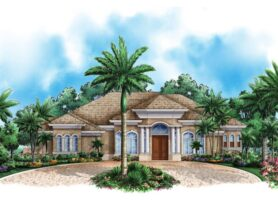 Sirocco III Home Plan