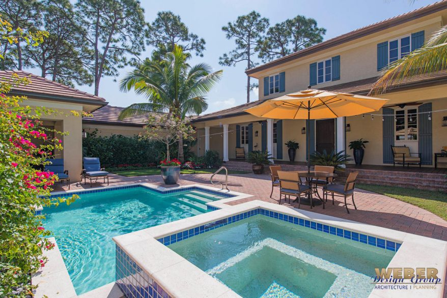 Courtyard Pool Home Plan Amazing Home Decoration Interior Home Decorating