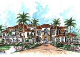 Bellagio House Plan