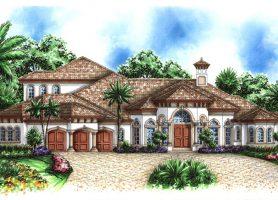 Coronada Home Plan