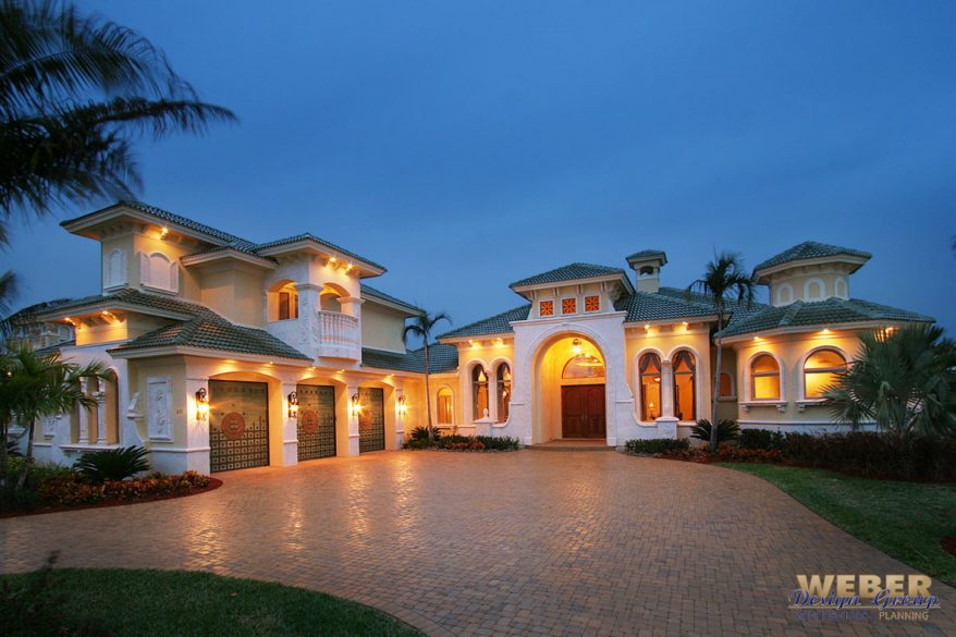 Mediterranean House Plan Award Winning Mediterranean Home Floor Plan