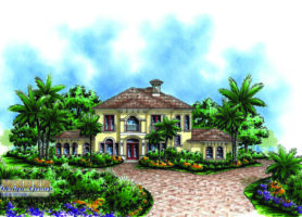 Martinique Home Plan