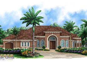 Sarasota Cove House Plan