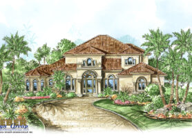 Bradley Home Plan