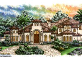 Estrella House Plan