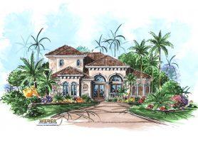 Avellino Isle Home Plan