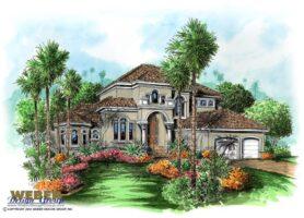 Savona House Plan