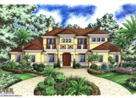 Casablanca House Plan