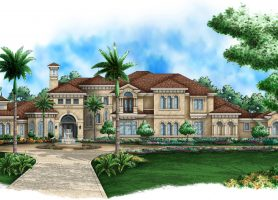 Casa Hermosa House Plan