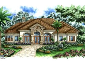 Sterling Oaks II House Plan