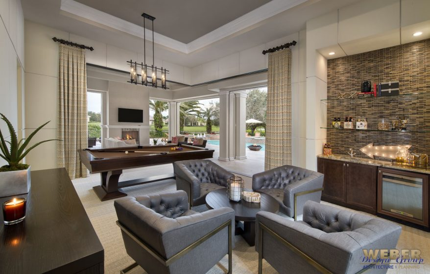 Mediterranean House Plan 1 Story Luxury Home Floor Plan