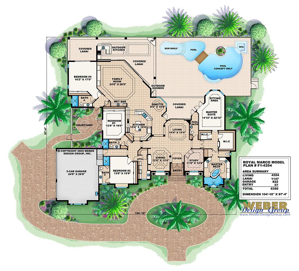 Royal Home Designs: Weber Design Group