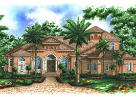 Coconut Grove Home Plan