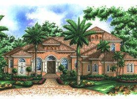 Coconut Grove Home Plan